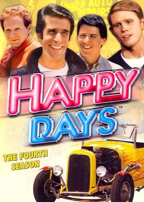 HAPPY DAYS:FOURTH SEASON BY HAPPY DAYS (DVD)