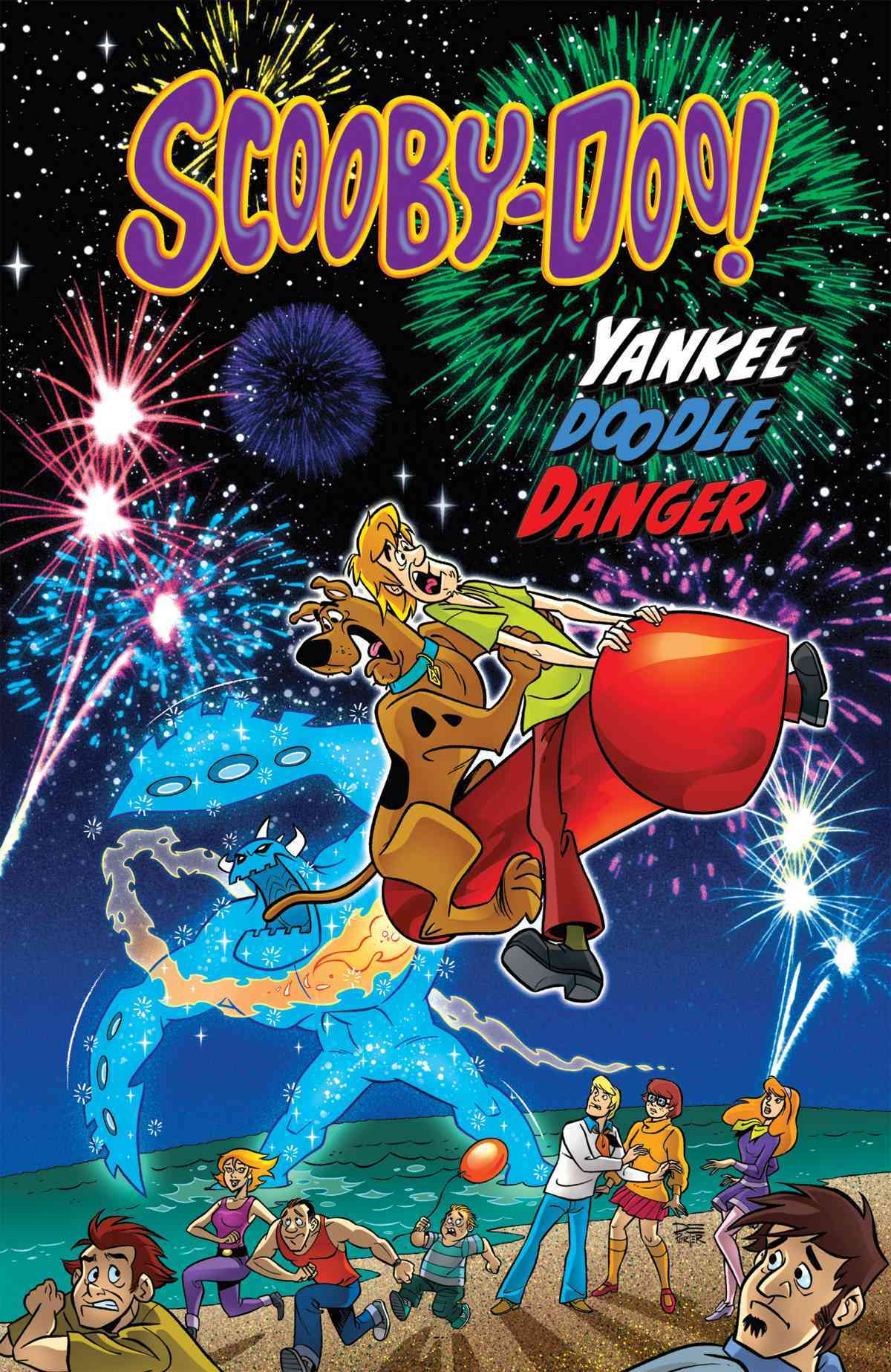 Scooby-Doo in Yankee Doodle Danger By Rozum, John